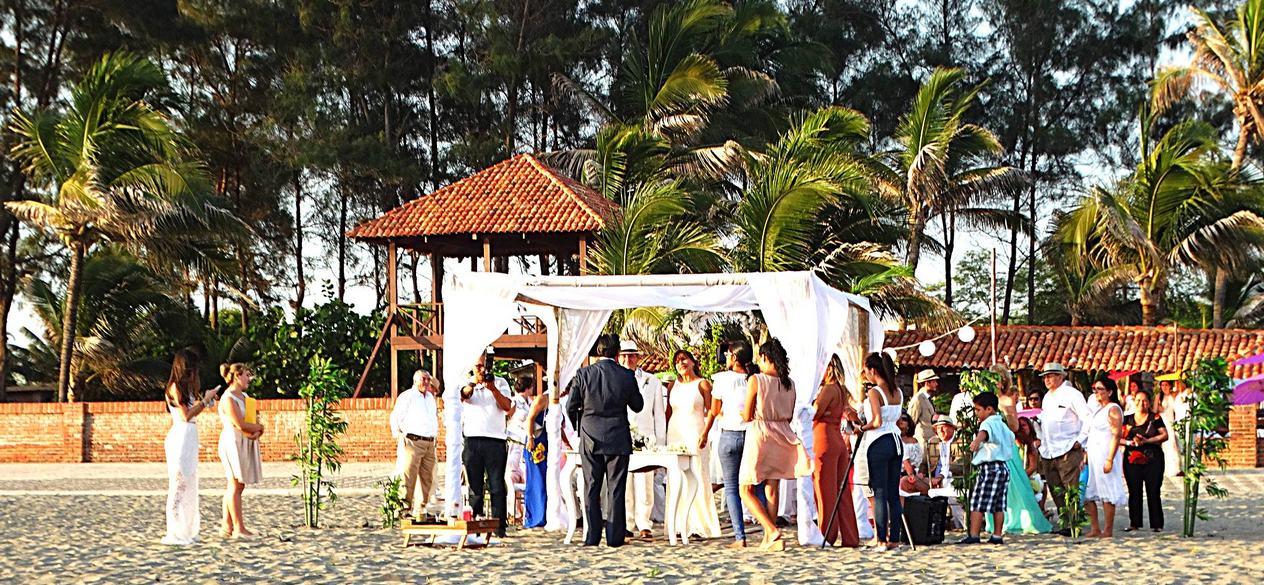 matrimonio playas; bodas en la playa